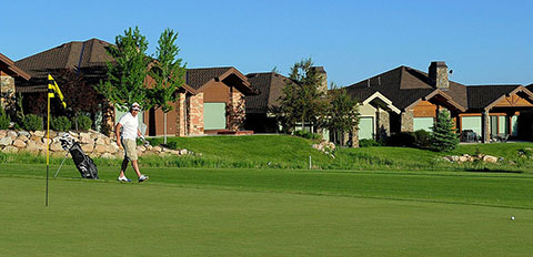 Fairways, Eden UT